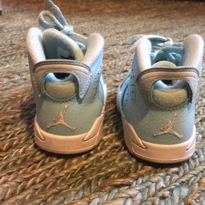 Jordan Shoes - Jordan's baby sneakers